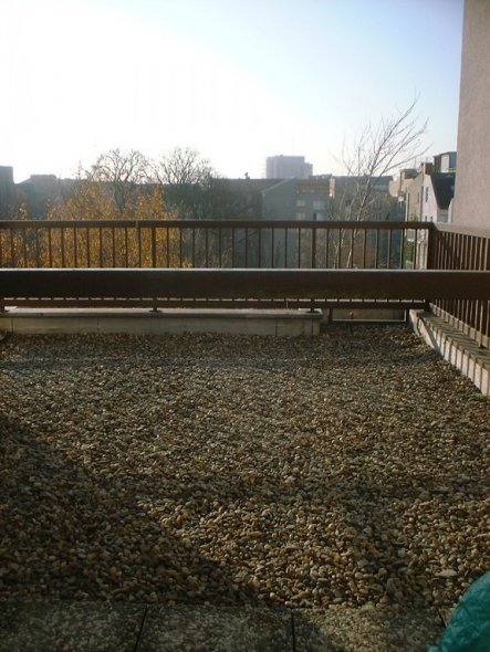 Hausfassade / Außenansichten 'Die Dachterasse'