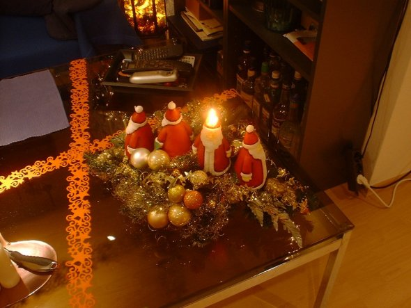 Weihnachtsdeko 'Weihnachtsdekorationen'