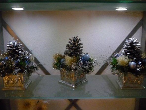 Osterdeko 'Weihnachtsdeco 2009'