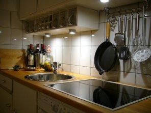 Retro 'Die Wohnküche'