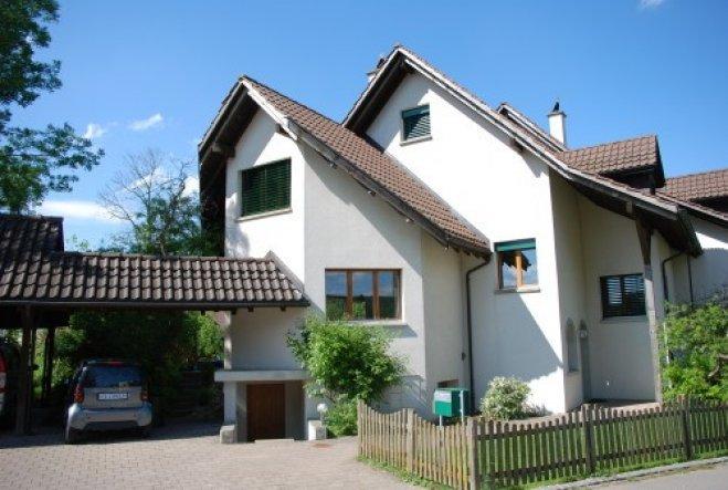 Hausfassade / Außenansichten 'Home'