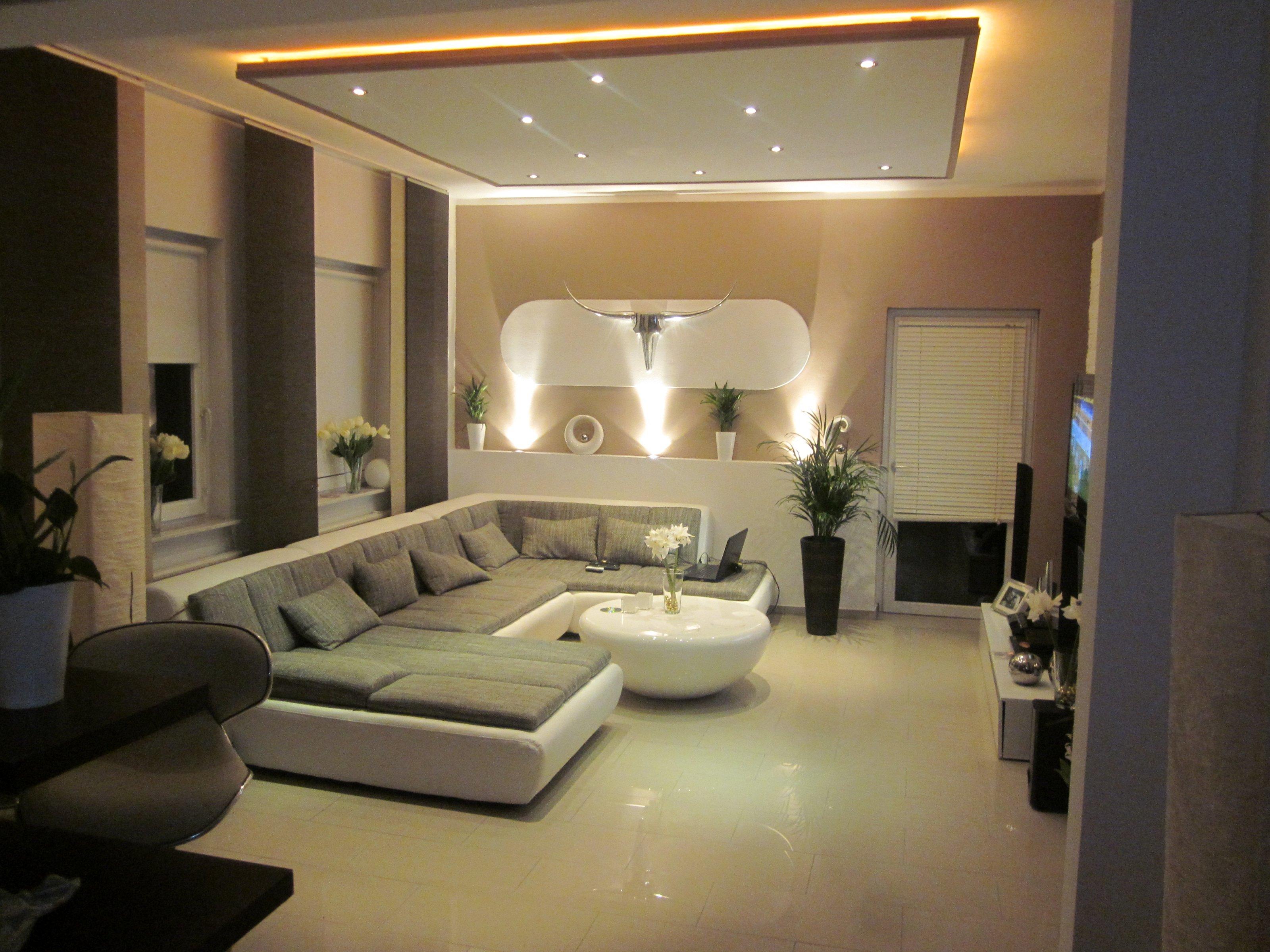 Wohnzimmer \'Wohnzimmer / Küche\' - Mein Domizil - Zimmerschau