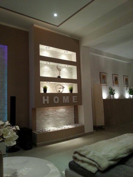 wohnzimmer 39 wohnzimmer k che 39 mein domizil zimmerschau. Black Bedroom Furniture Sets. Home Design Ideas