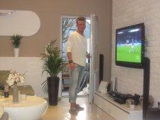 wohnzimmer 'wohnzimmer / küche' - mein domizil - zimmerschau, Moderne deko
