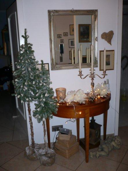 Weihnachtsdeko 'Weihnachtsanfang'