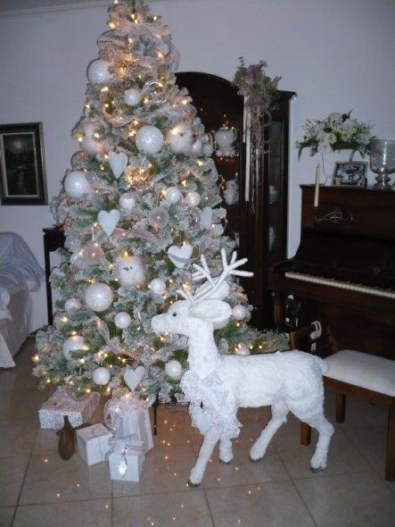 Weihnachtsdeko 'God Jul'