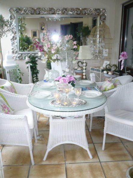 Wohnzimmer 'Gartenzimmer'