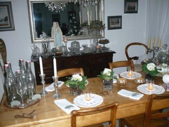 Wohnzimmer 'Neues Jahr neues Glück'