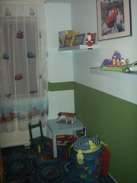 Kinderzimmer 39 jaden s reich 39 little home zimmerschau for Kinderzimmer 15 qm
