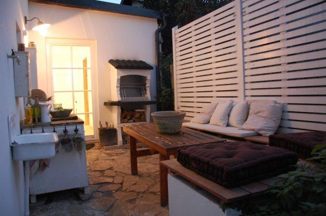 Hausfassade / Außenansichten 'Innenhof'