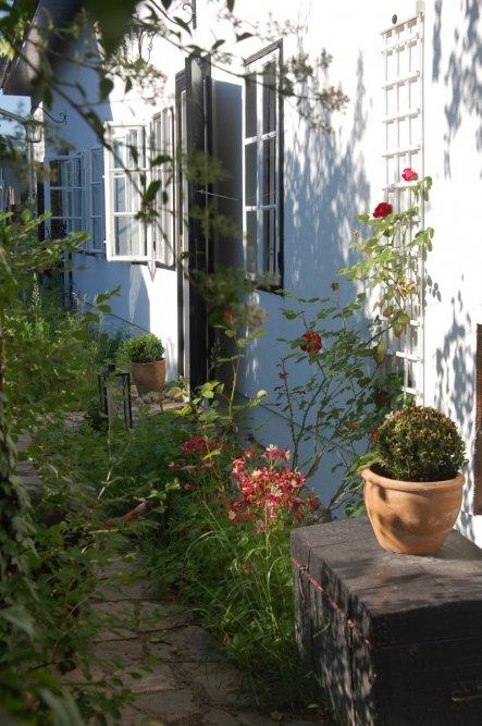 Hausfassade / Außenansichten 'Aussen'