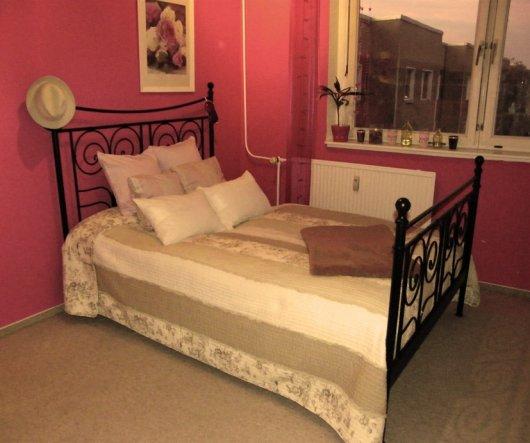 Schlafzimmer 39 sweet dreams 39 my home marietta zimmerschau for Sweet zimmer