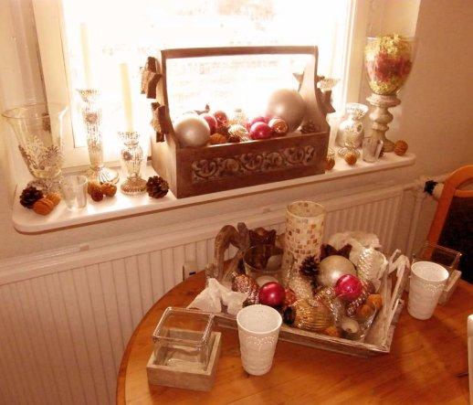 Deko 'Weihnachten 2009'