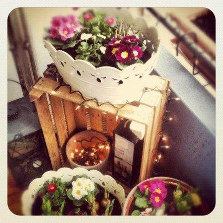Terrasse / Balkon 'neuer Balkon'