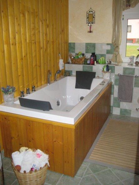 Bad 'Badezimmer romantisch'