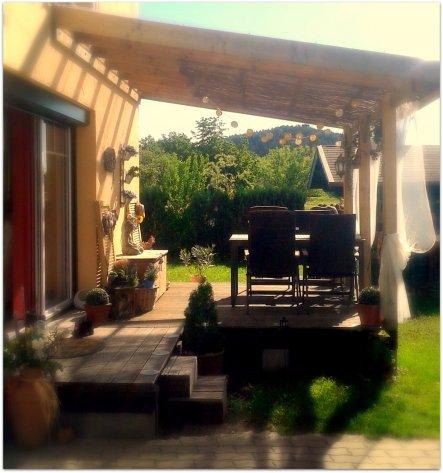 Terrasse / Balkon 'Terasse - Landhaus'