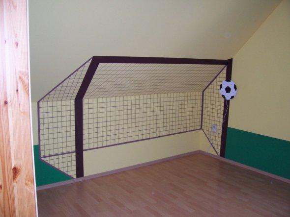 Kinderzimmer Fußballflair im kinderzimmer http://s9.gladiatus.de ...