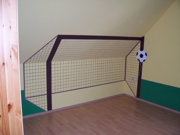 Kinderzimmer U0027Fußballflair Im Kinderzimmer Http://s9.gladiatus.de/game