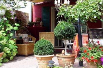 Mediterran: Wohnideen & Einrichtung (neueste Beispiele) - Zimmerschau Balkon Und Terrasse Mediterranen Stil