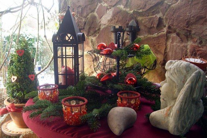 weihnachtsdeko 39 weihnachten 39 villa adamo zimmerschau. Black Bedroom Furniture Sets. Home Design Ideas