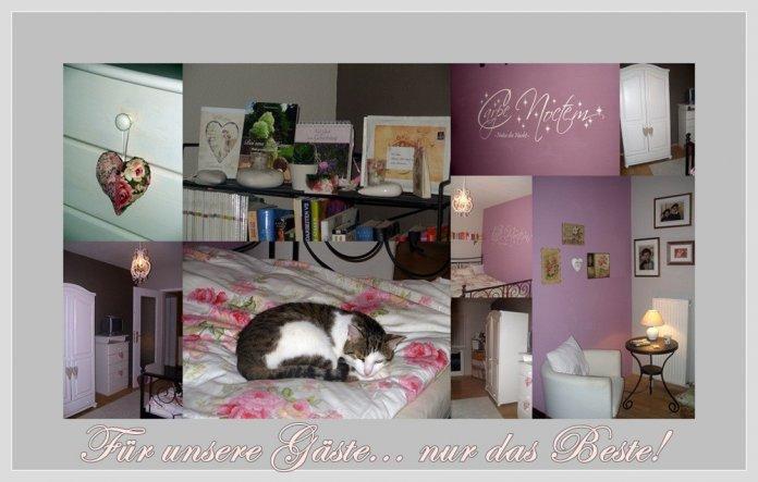 Schlafzimmer 'Unser neues Gästezimmer'