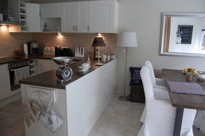 küche 'wohnküche' - unsere wohnung - zimmerschau, Hause deko