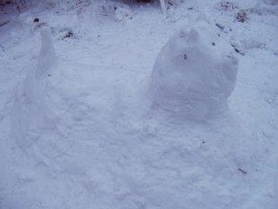 Schneehunde