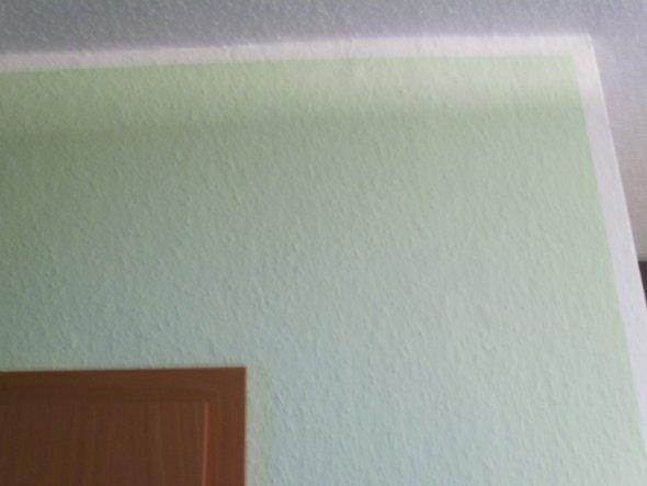 neue Wandfarbe,zartes Mintgrün