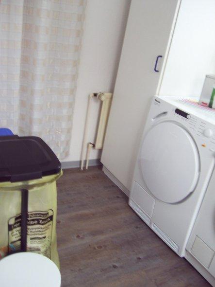 leider habe ich hier auch meine Mülleimer,da die Küche zu klein ist.