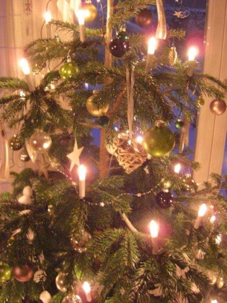 Weihnachtsdeko 'Heilig Abend ´10'