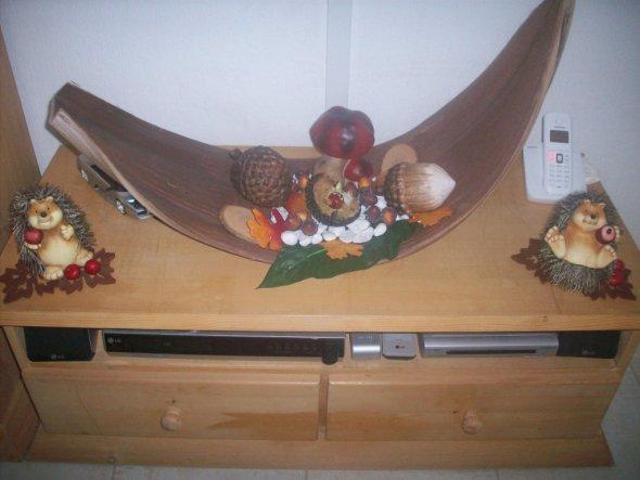Herbstdeko esszimmer ihr traumhaus ideen for Zimmerschau esszimmer