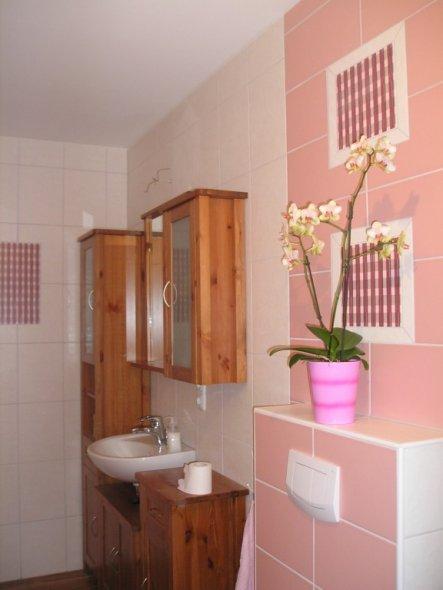 Bad 'Mein allerliebstes rosa Badezimmer!'