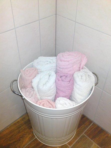 Bad 39 mein allerliebstes rosa badezimmer 39 unser kleines for Mein badezimmer