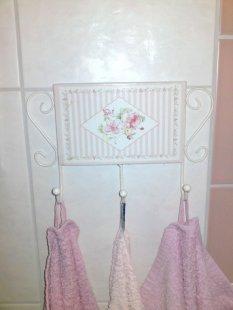 Mein allerliebstes rosa Badezimmer!