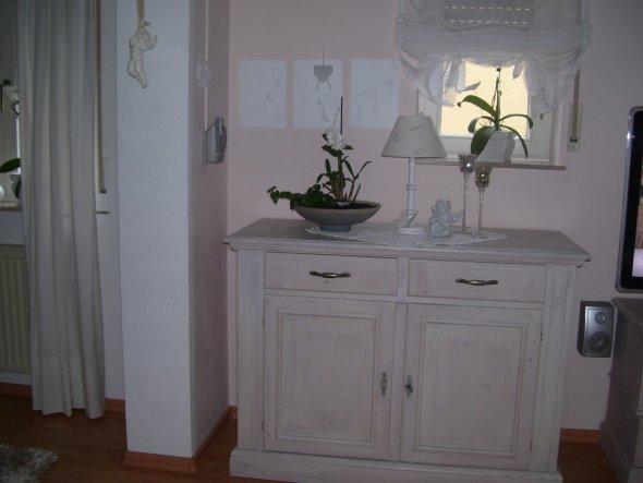 Wohnzimmer 'Neue Bilder'