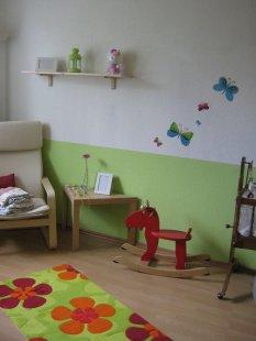 Kinderzimmer 39 m dchen zimmer 39 unser haus zimmerschau for Kinderzimmer emily