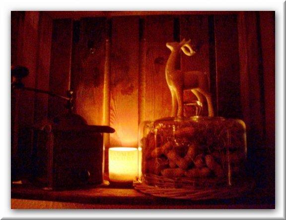 Weihnachtsdeko 'Advent, Advent'