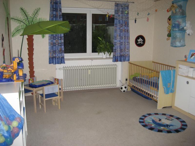 Kinderzimmer 39 piratenzimmer 39 landwohnung zimmerschau - Piratenzimmer deko ...