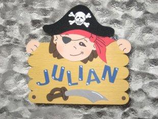 Piratenzimmer
