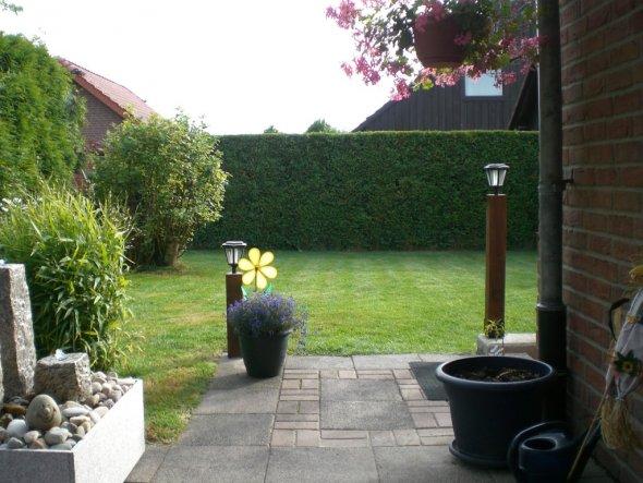 das ist unser Garten
