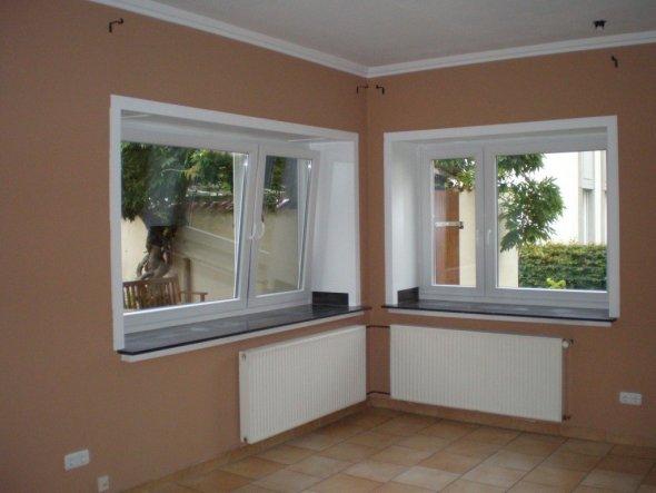 Wohnzimmer 'Die Renovierung'