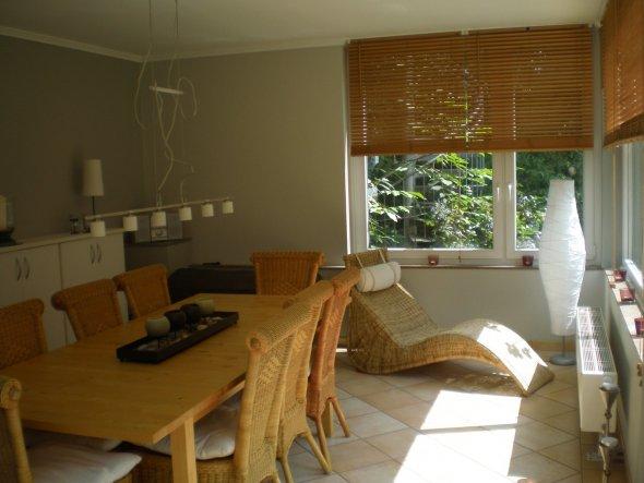esszimmer 39 wintergarten 39 happy wohnen zimmerschau. Black Bedroom Furniture Sets. Home Design Ideas