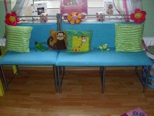 Kilian und Lenas Schlafzimmer