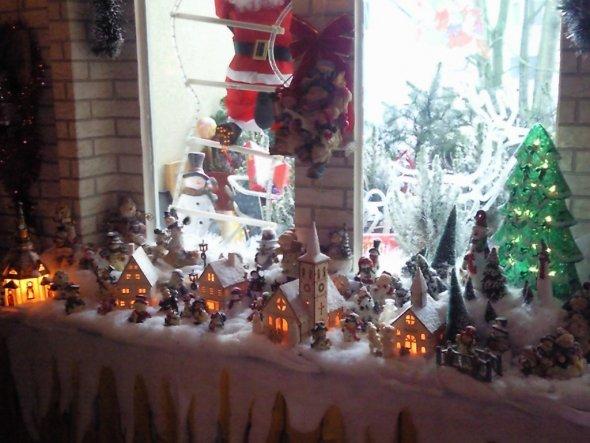 Weihnachtsdeko 'DasTraumland'