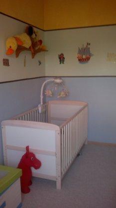 Kinderzimmer vom kleinsten