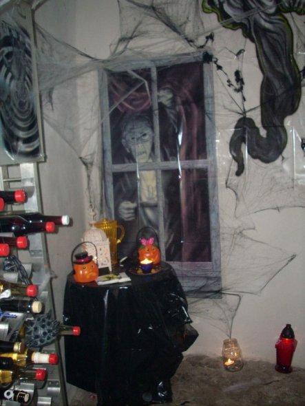 Halloween 2009 Party im Schnapskeller es war echt gruselig