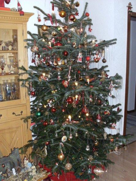 Weihnachtsdeko 'Weihnachtszeit 2011'