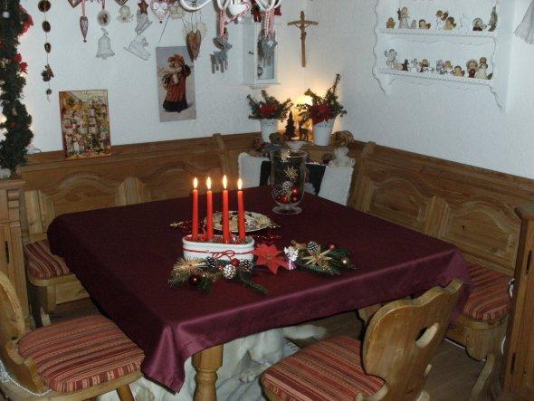 Tischdeko weihnachten 2012  Weihnachtsdeko 'Weihnachten 2012' - Mein Domizil - Zimmerschau
