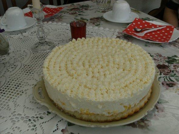 Torte für einen Weibernachmittag
