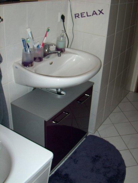 Bad 39 badezimmer 39 mein wohlf hlheim zimmerschau for Mein badezimmer